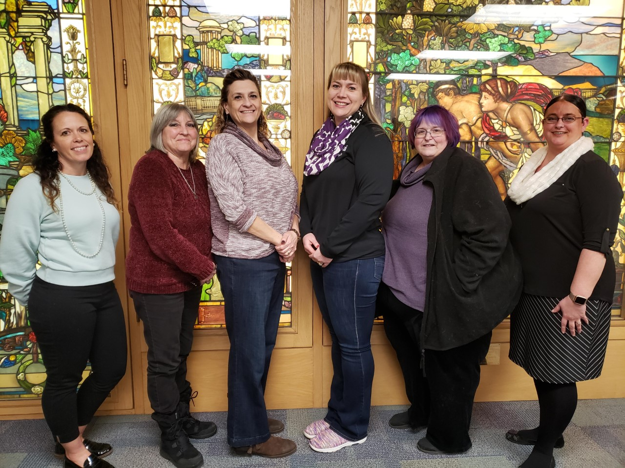 Barberton Public Library 2019 Board of Trustees