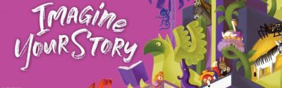 Imagine your Story Banner